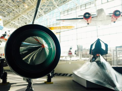Museum of Flight, parte del Seattle Museum Month