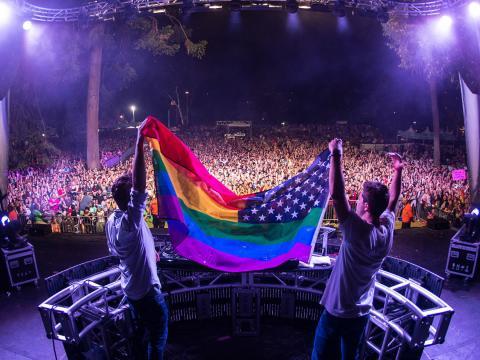 Celebrando el Orgullo LGBTQ en San Diego