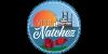 Logotipo oficial de turismo de Natchez